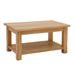 Rivermead Oak Coffee Table