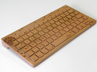 And at number 3: Orée Board 2 Wireless Keyboard