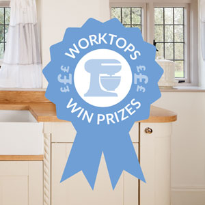 Could Your Worktops Win Prizes?