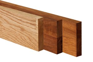 We have a wide range of worktop upstands available to match our wooden work surfaces.