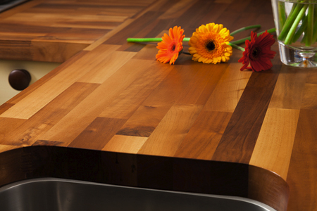 :Our solid wood surfaces are the most popular of all the worktop materials we sell.