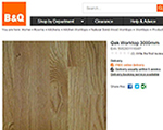 Oak Worktop Price Comparison 1