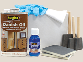 Oil your Solid Wooden Worktops Regularly