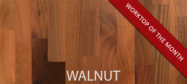 Walnut Wooden Workbenches: August's Worktop of the Month