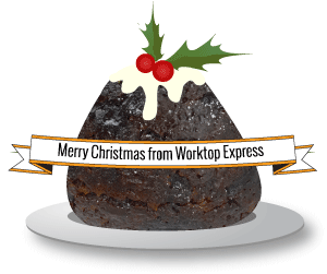 Merry Christmas from Worktop Express!