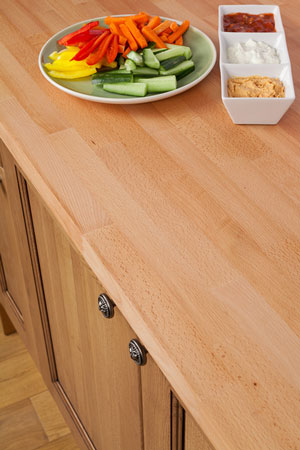 Discover more images of our Beech Worktop range