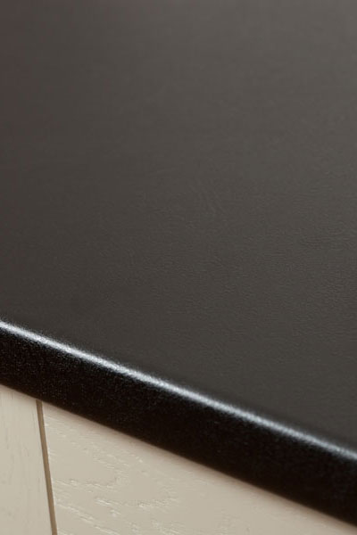 Discover more images of our Black laminate worktop range