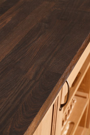 Discover more images of our Black Oak worktop range