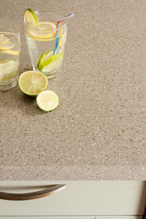 Discover more images of our Coffee Earthstone worktop range