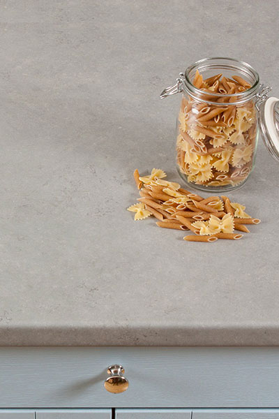 Discover more images of our Concrete laminate worktop range