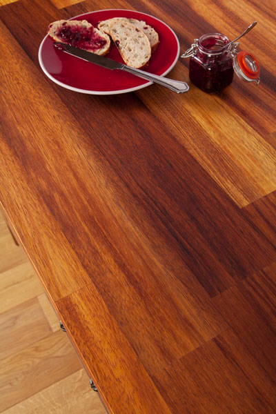 Discover more images of our Deluxe Iroko worktop range