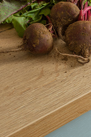Discover more images of our Full Stave Rustic Oak laminate worktop range
