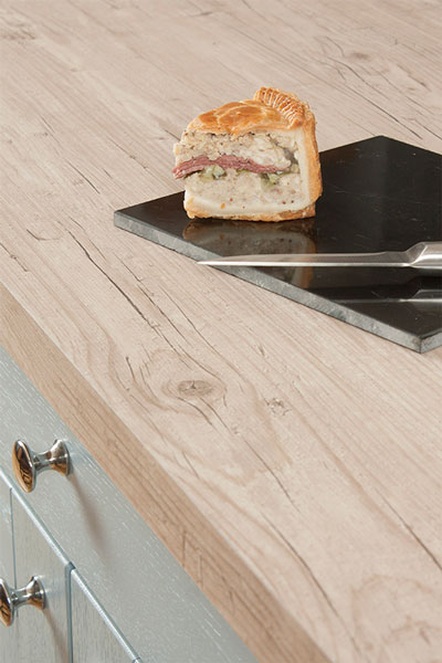 Discover more images of our Light Wood Capitol Pine laminate worktop range