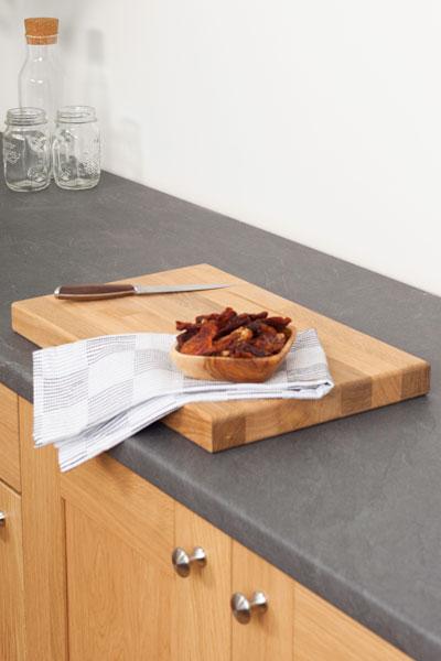 grey slate laminate worktops slate effect work surfaces. Black Bedroom Furniture Sets. Home Design Ideas