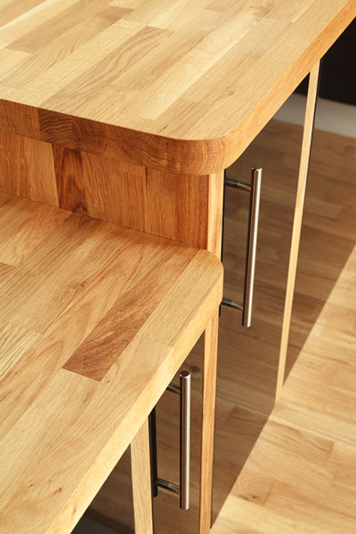 Discover more images of our Oak Worktop range