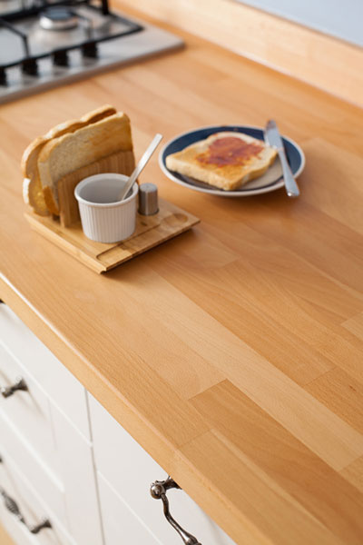 Discover more images of our Prime Beech Worktop range