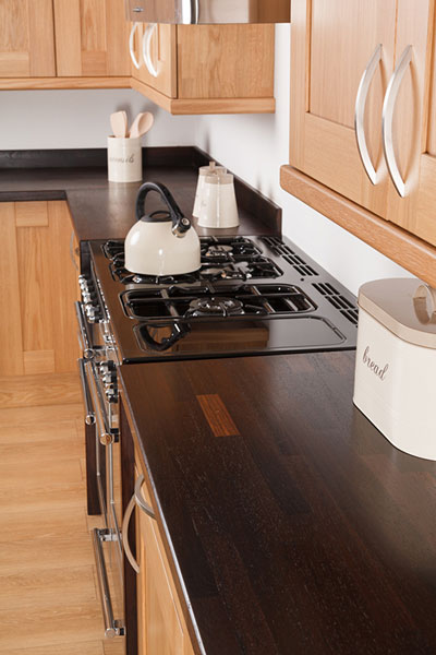 Discover more images of our Wenge worktop range