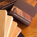 Order a wooden worktops sample