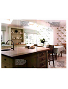 House Beautiful Feature March 2013