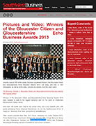South West business - Best Business Website 2013