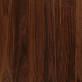Full Stave Black American Walnut Worktops - Wood Grain