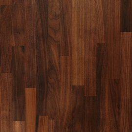 Black American Walnut Worktops - Wood Grain