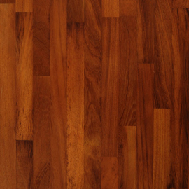 Iroko Worktops - Wood Grain