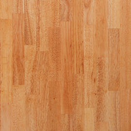 Rubberwood Worktops - Wood Grain
