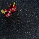 Black sparkle worktop
