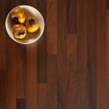Black Walnut Block Laminate Worktops
