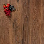 Dark Walnut Wilsonart Worktops - Romantic