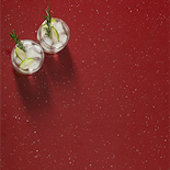 Red Sparkle Laminate Worktops - Andromeda
