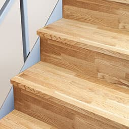 Solid Oak Stair Cladding Kits