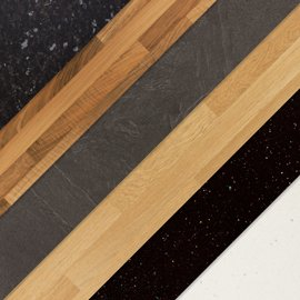 Laminate Worktop Edging Strips